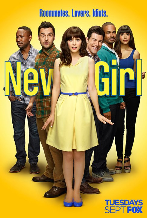 """New Girl"" Dress 