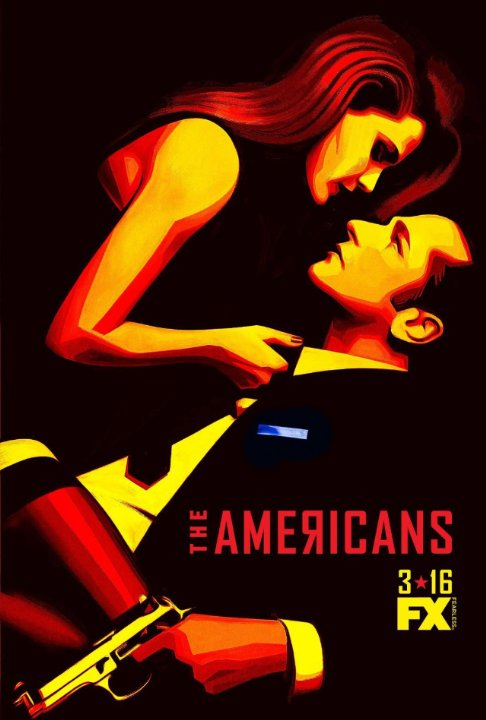 """The Americans"" Episode #6.1 