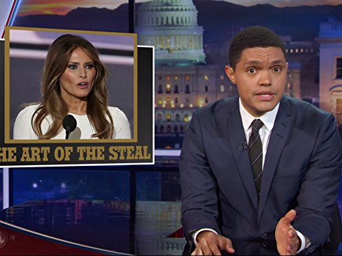 """The Daily Show"" Michael Steele"