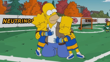"""The Simpsons"" There Will Be Buds Technical Specifications"