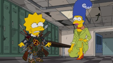 """The Simpsons"" Treehouse of Horror XXVII Technical Specifications"
