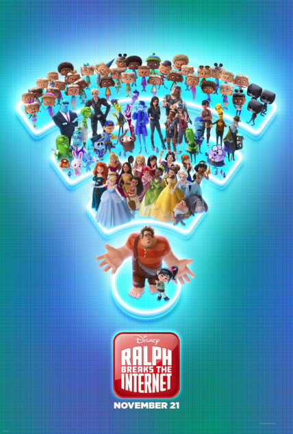 Ralph Breaks the Internet Technical Specifications