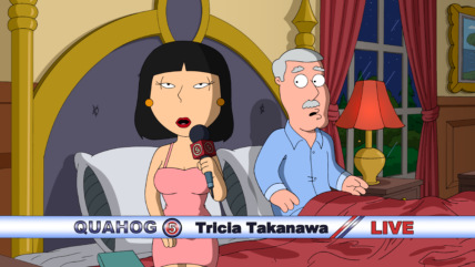 """Family Guy"" Carter and Tricia Technical Specifications"