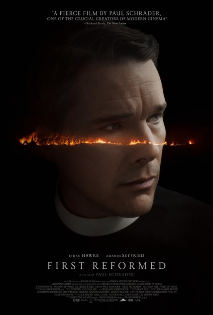 First Reformed | ShotOnWhat?