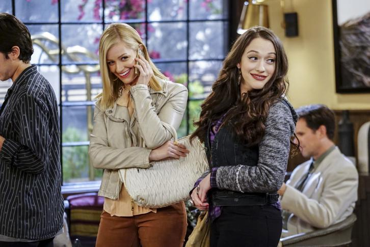 """2 Broke Girls"" And the Stalking Dead 
