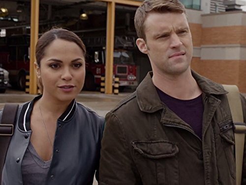 """Chicago Fire"" Lift Each Other 