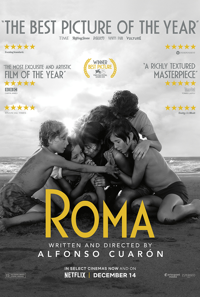 Roma (2018)  Technical Specifications