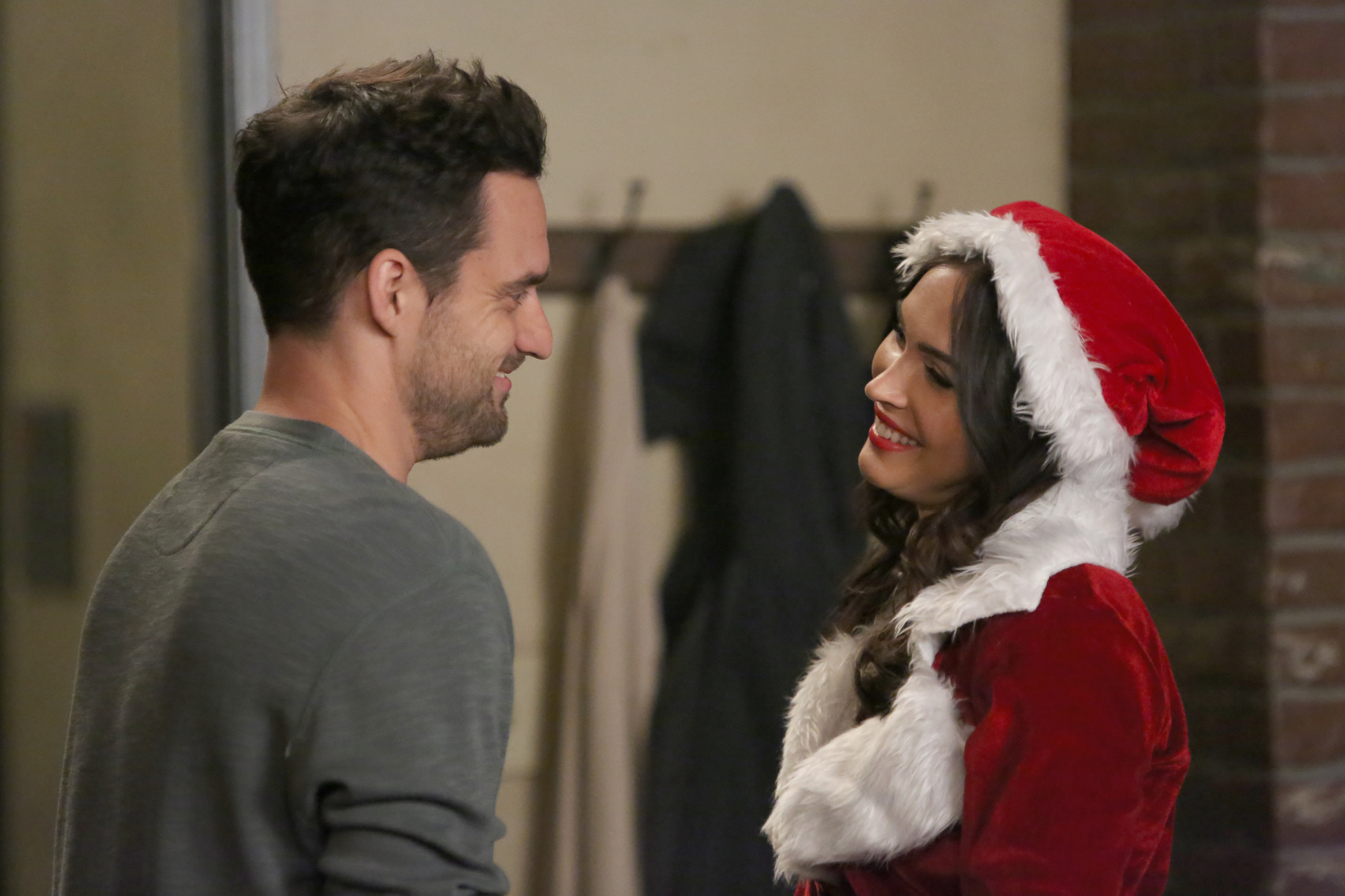 """New Girl"" Christmas Eve Eve 