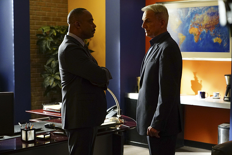"""NCIS"" The Tie That Binds 