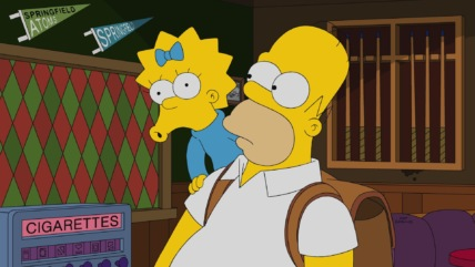 """The Simpsons"" Whistler's Father Technical Specifications"