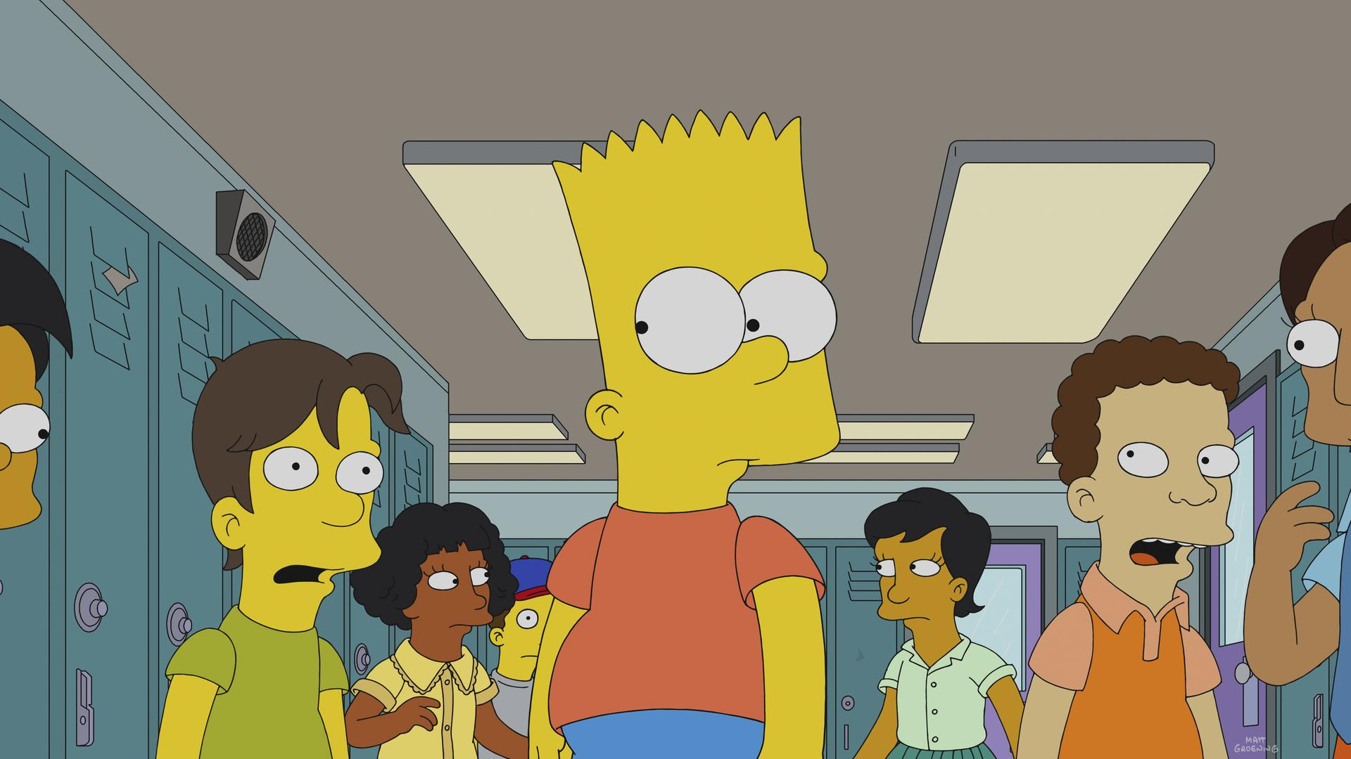 """The Simpsons"" Bart's Not Dead"