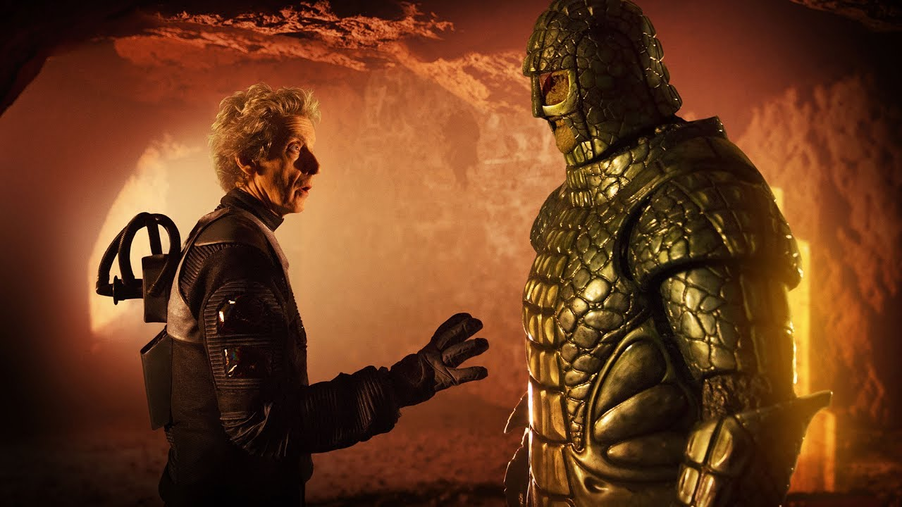 """Doctor Who"" Empress of Mars 
