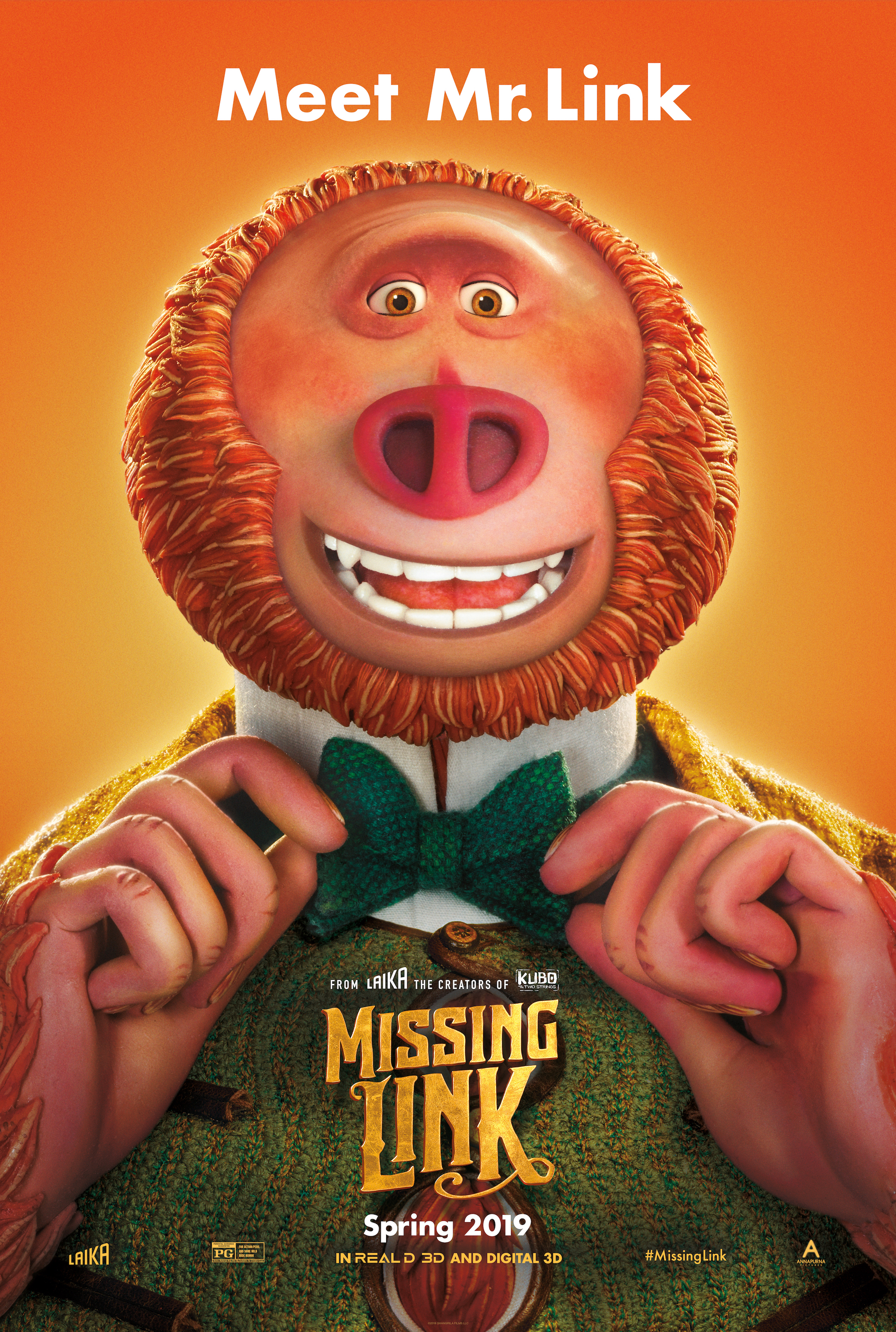 Missing Link (2019)  Technical Specifications