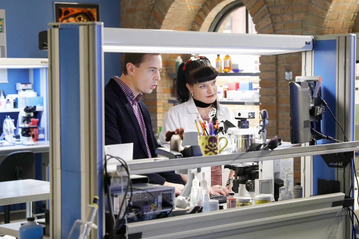"""NCIS"" A Many Splendored Thing 
