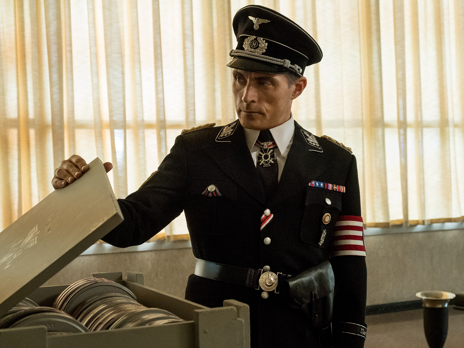"""The Man in the High Castle"" Sensô Kôi 