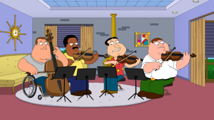 """Family Guy"" The Finer Strings Technical Specifications"