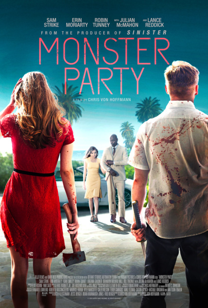 Monster Party Technical Specifications