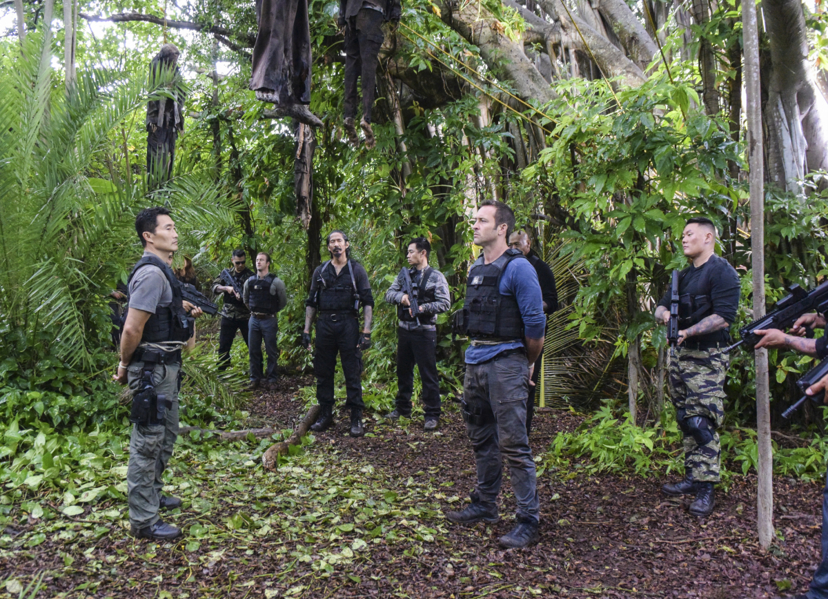"""Hawaii Five-0"" Ua Malo'o Ka Wai 