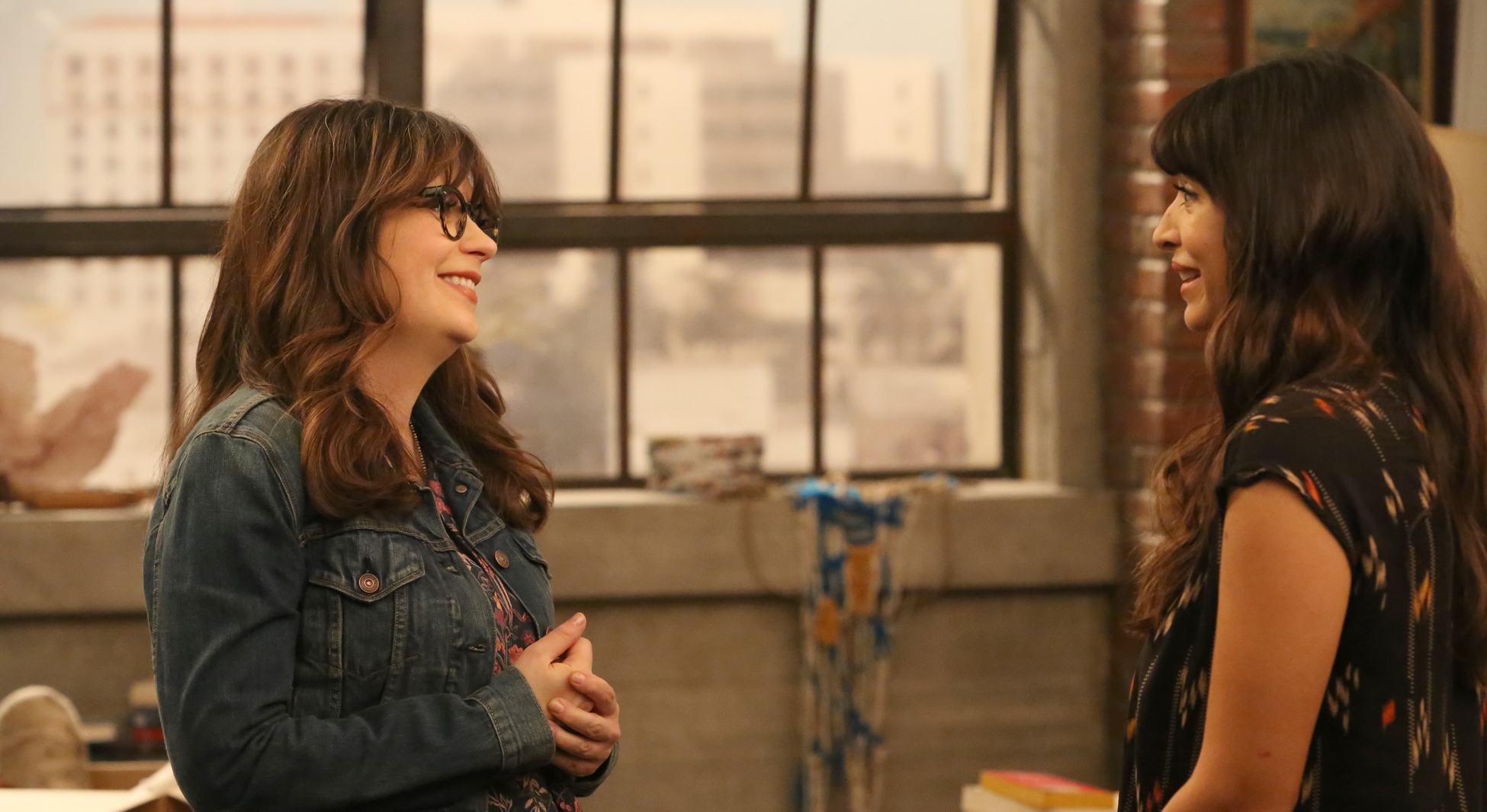 """New Girl"" Five Stars for Beezus 