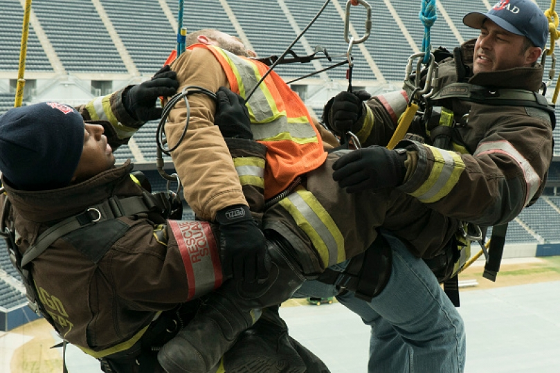 """Chicago Fire"" Sixty Days 