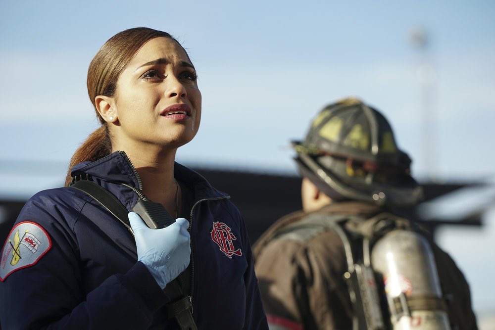 """Chicago Fire"" My Miracle 