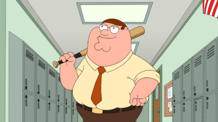 """Family Guy"" The Peter Principal Technical Specifications"