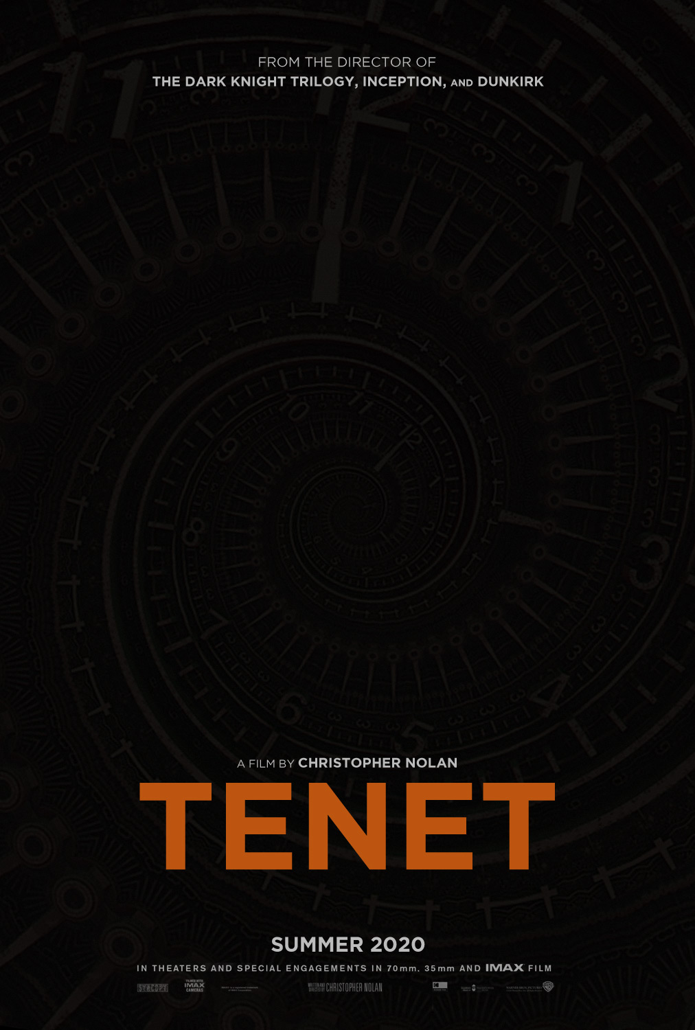 Tenet (2020)  Technical Specifications