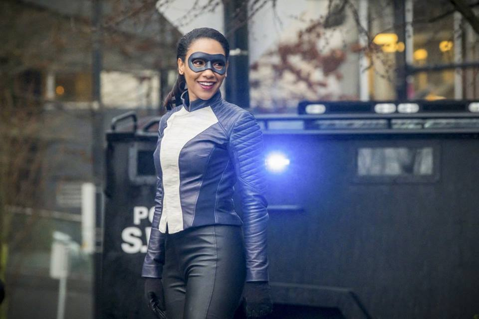 """The Flash"" Run, Iris, Run 