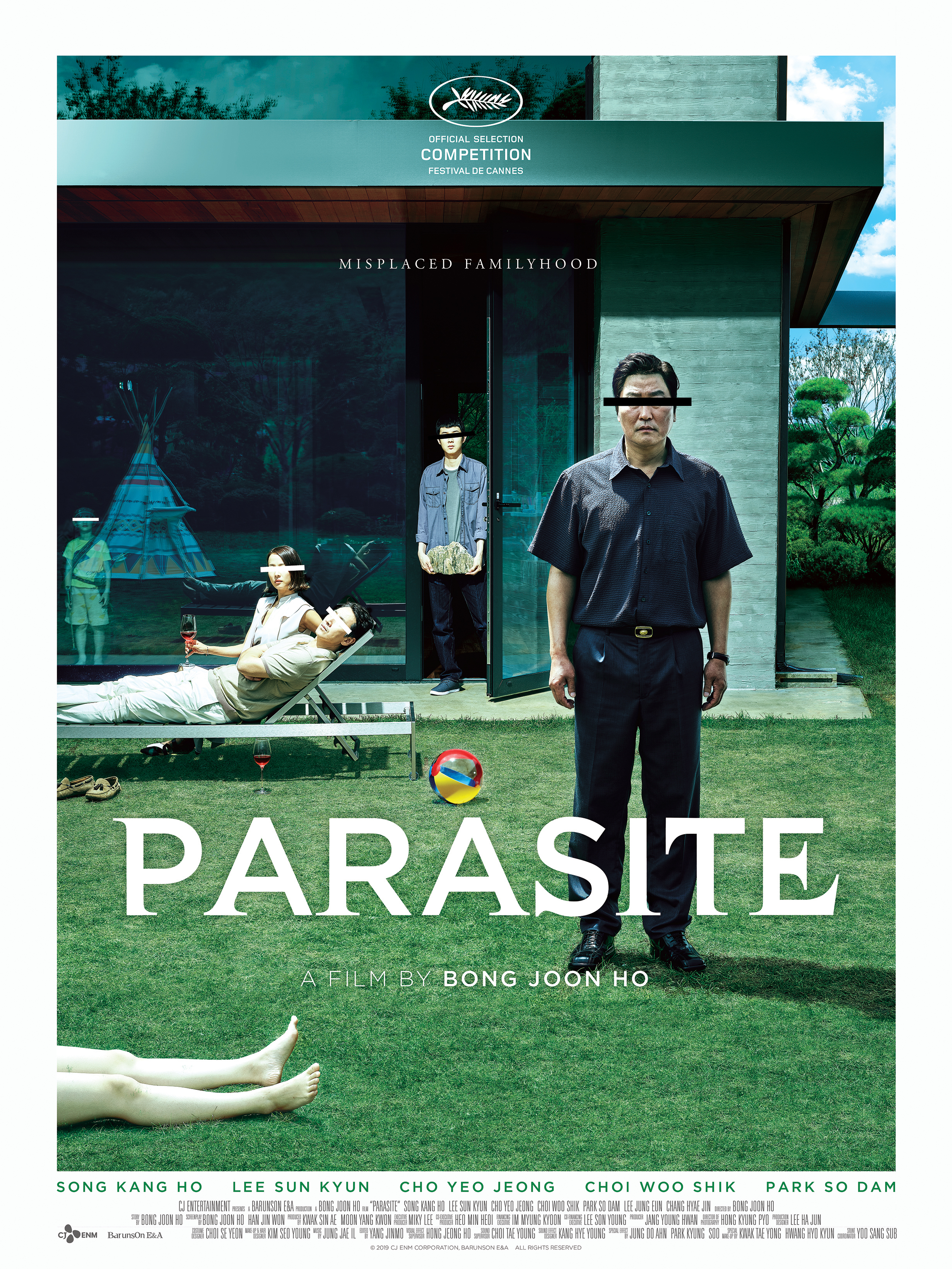 Parasite (2019)  Technical Specifications