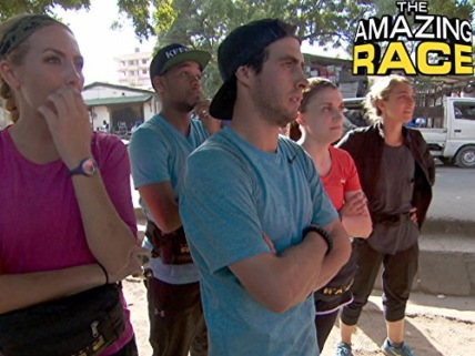 """The Amazing Race"" Another One Bites the Dust Technical Specifications"