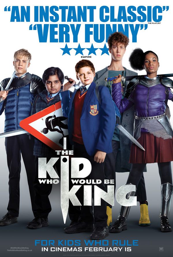 The Kid Who Would Be King (2019)  Technical Specifications