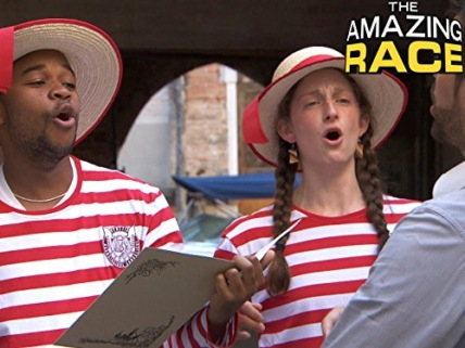"""The Amazing Race"" Have Fun and Get It Done Technical Specifications"