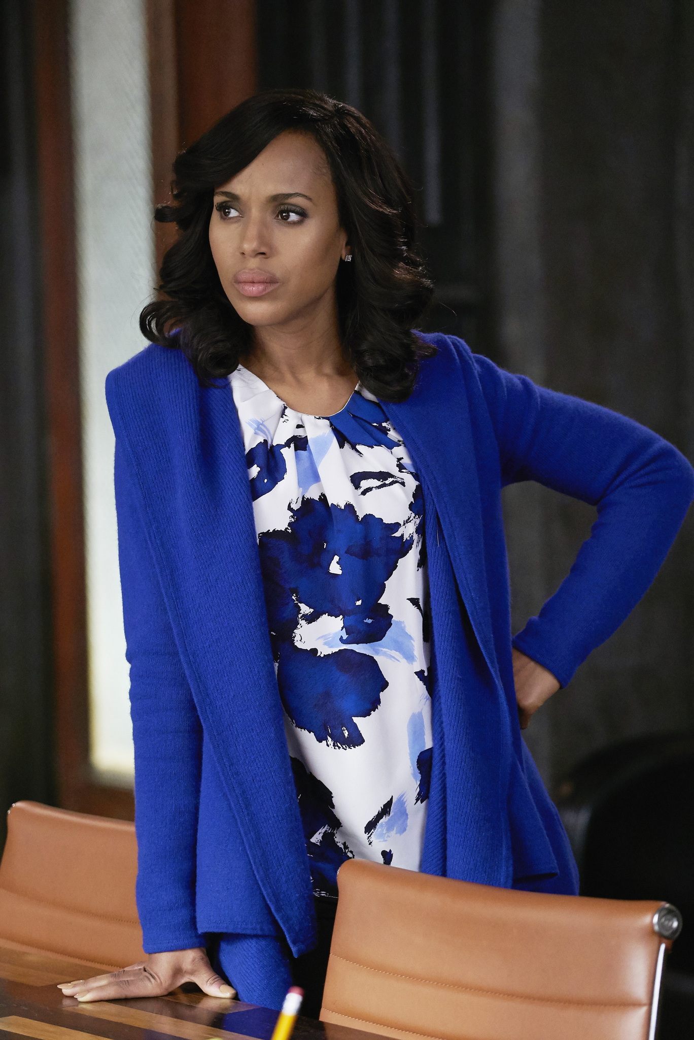 """The Daily Show"" Kerry Washington"