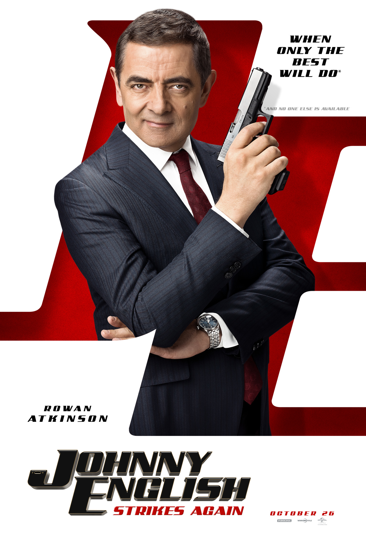 Johnny English Strikes Again (2018)  Technical Specifications
