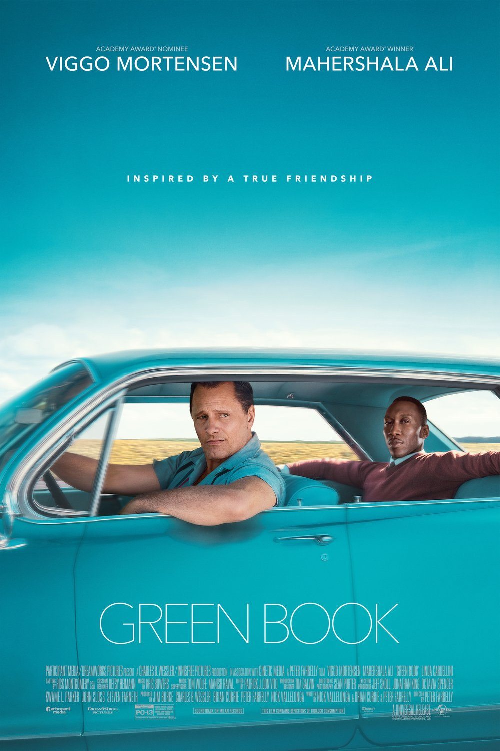 Green Book | ShotOnWhat?