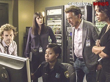 """Criminal Minds"" Blue Angel Technical Specifications"