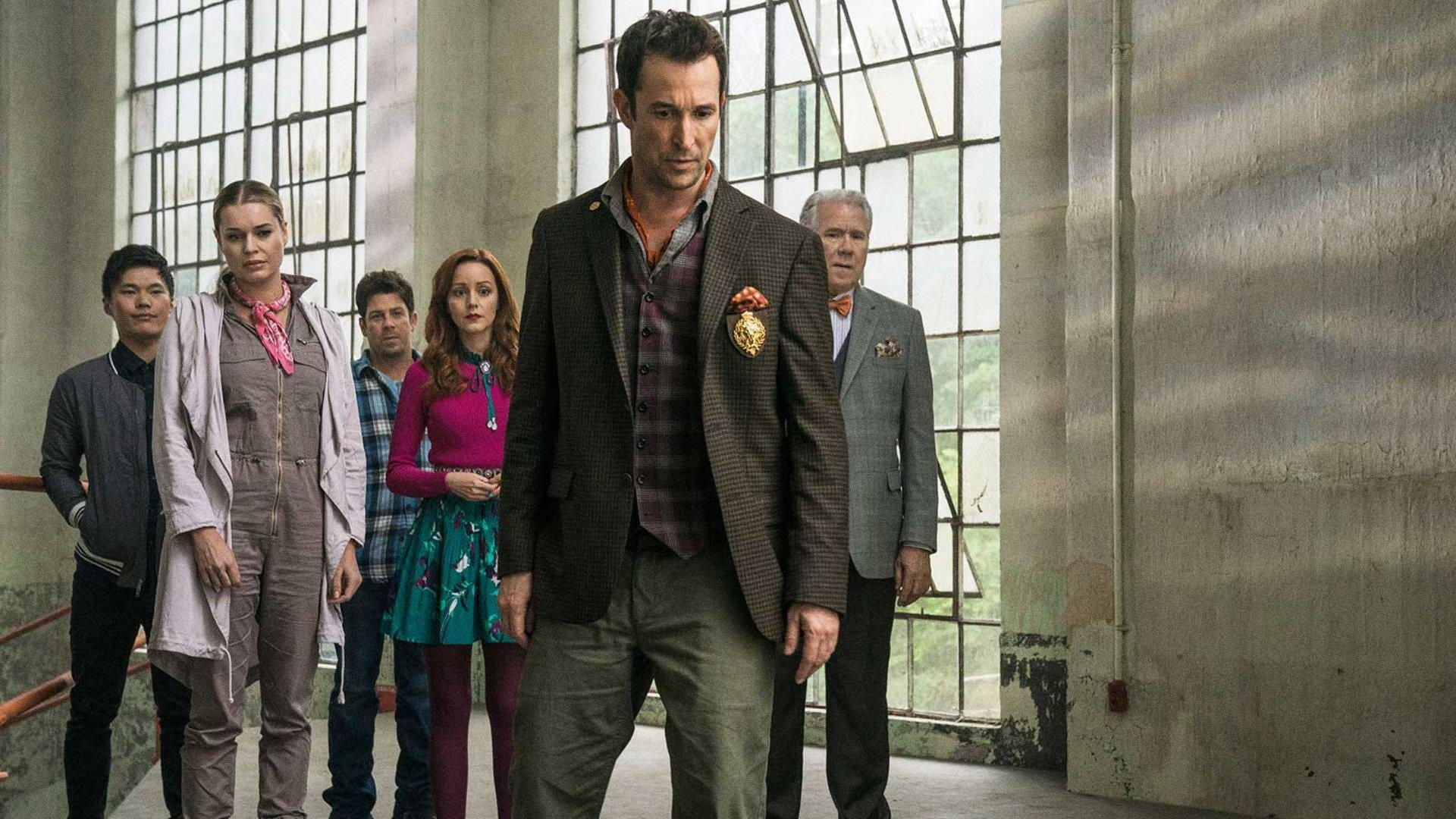 """The Librarians"" And the Bleeding Crown 