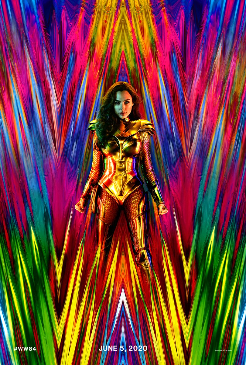 Wonder Woman 1984 (2020)  Technical Specifications