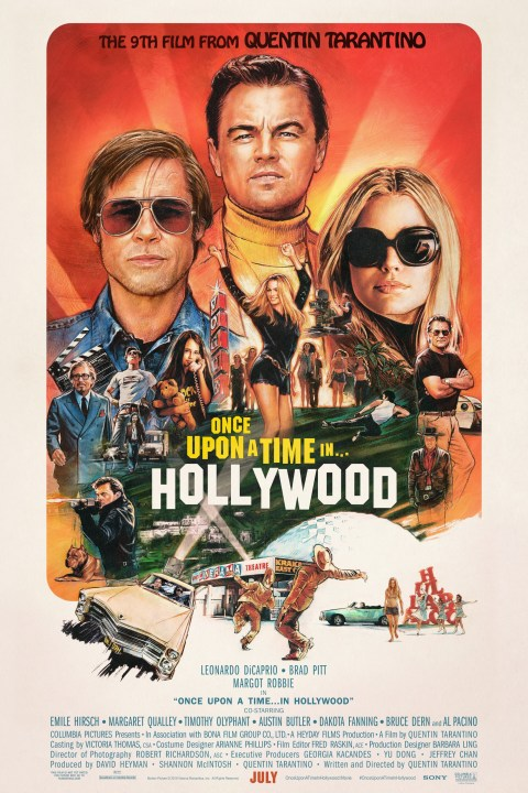 Once Upon a Time in Hollywood (2019)  Technical Specifications