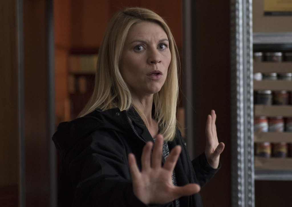 """Homeland"" All In 