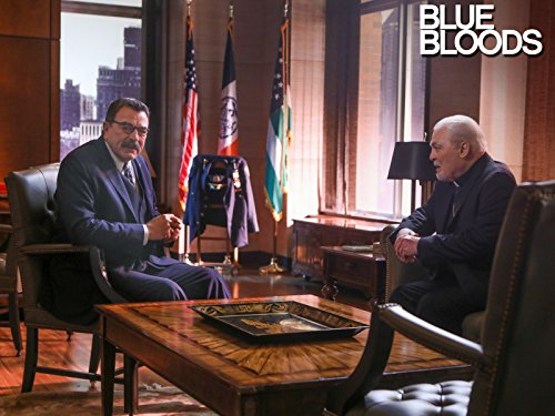 """Blue Bloods"" Brushed Off 
