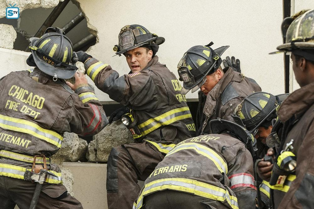 """Chicago Fire"" A Breaking Point 