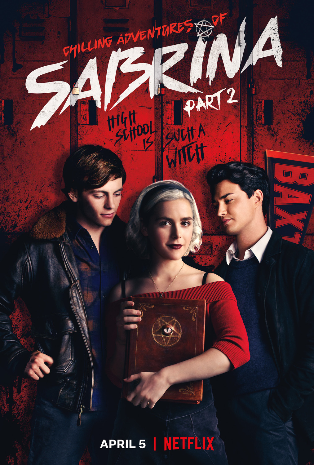 Chilling Adventures of Sabrina (2018)  Technical Specifications