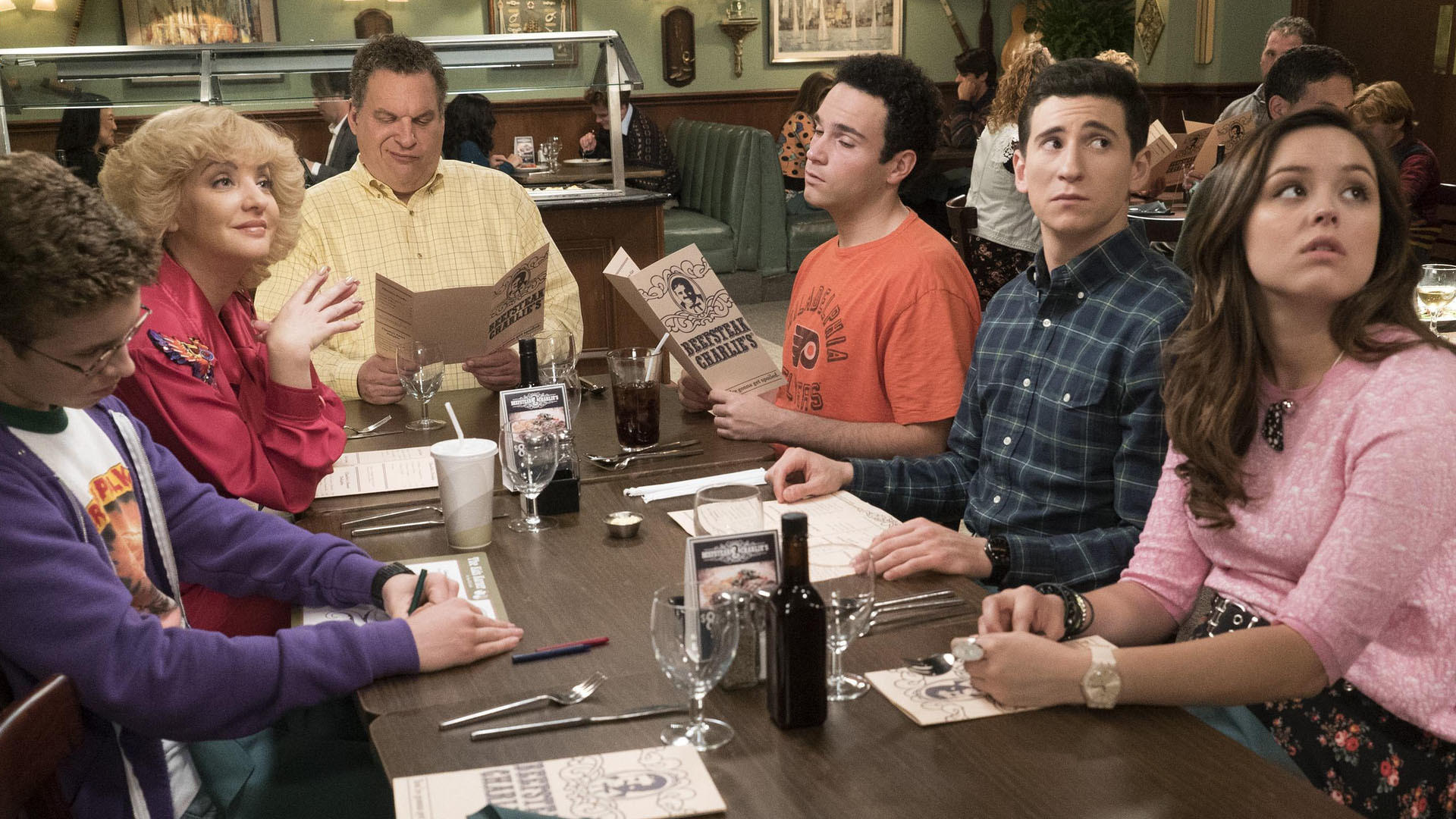 """The Goldbergs"" Dinner With The Goldbergs 