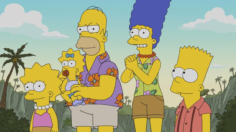 """The Simpsons"" Treehouse of Horror XXIX"