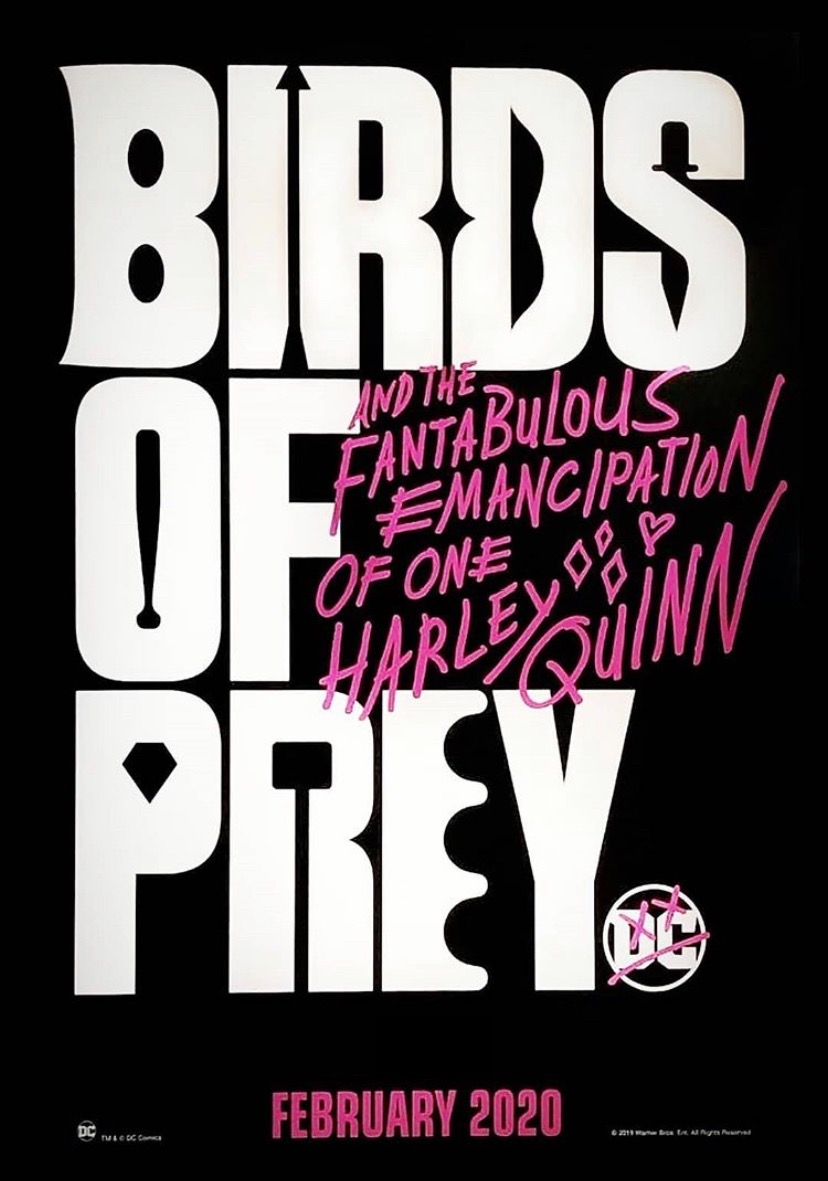 Birds of Prey (And the Fantabulous Emancipation of One Harley Quinn) (2020)  Technical Specifications