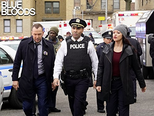 """Blue Bloods"" School of Hard Knocks 