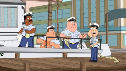 """Family Guy"" Veteran Guy Technical Specifications"