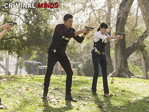 """Criminal Minds"" The Dance of Love"