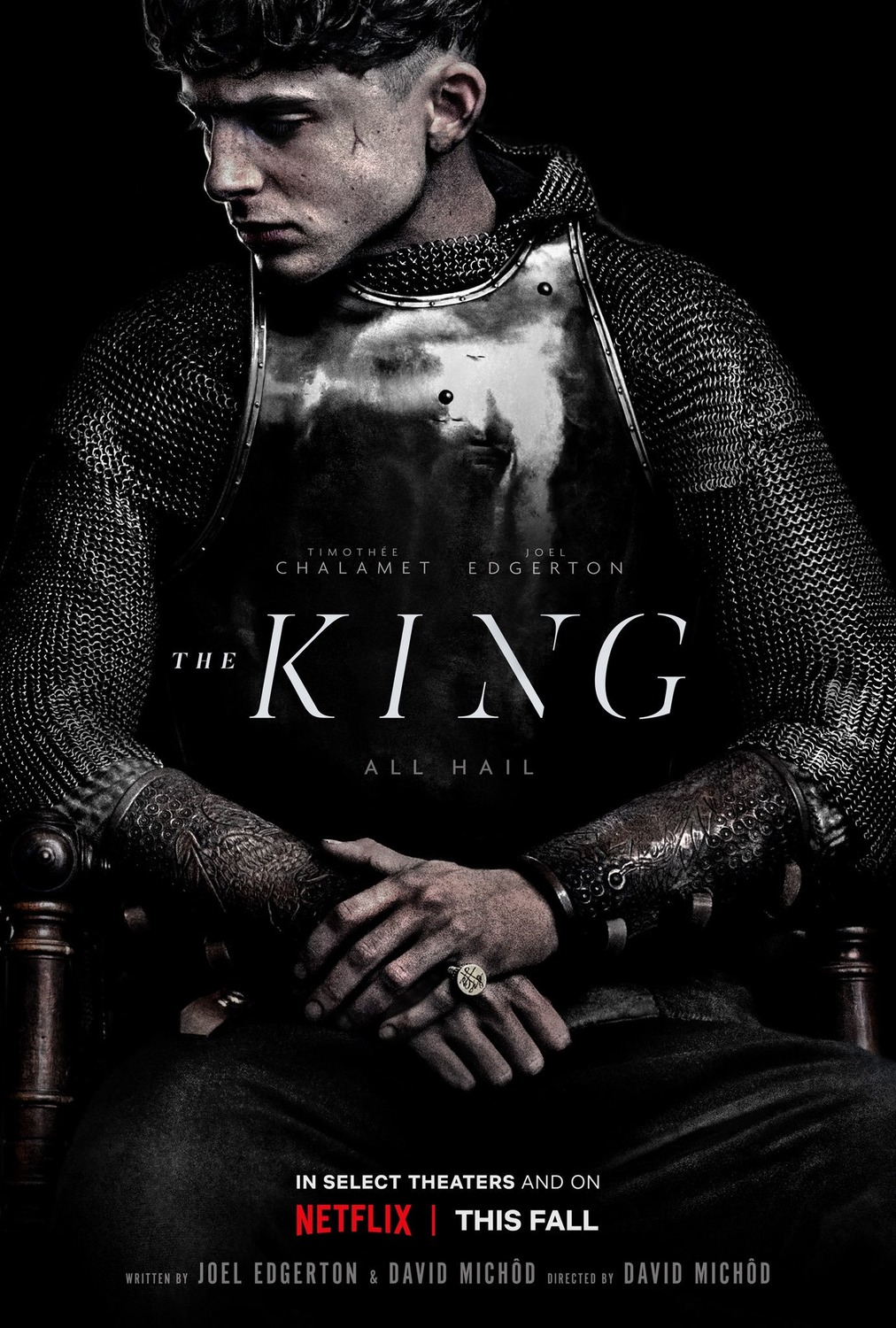 The King (2019)  Technical Specifications